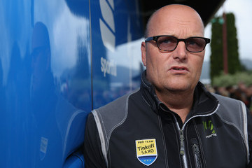 Bjarne Riis Le Tour de France 2014 - Stage Nine