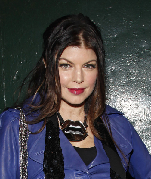 Singer Fergie of The Black Eyed Peas attends the Jump Footwear Launch TABOOXJUMP at Juliet on November 12, 2009 in New York City.