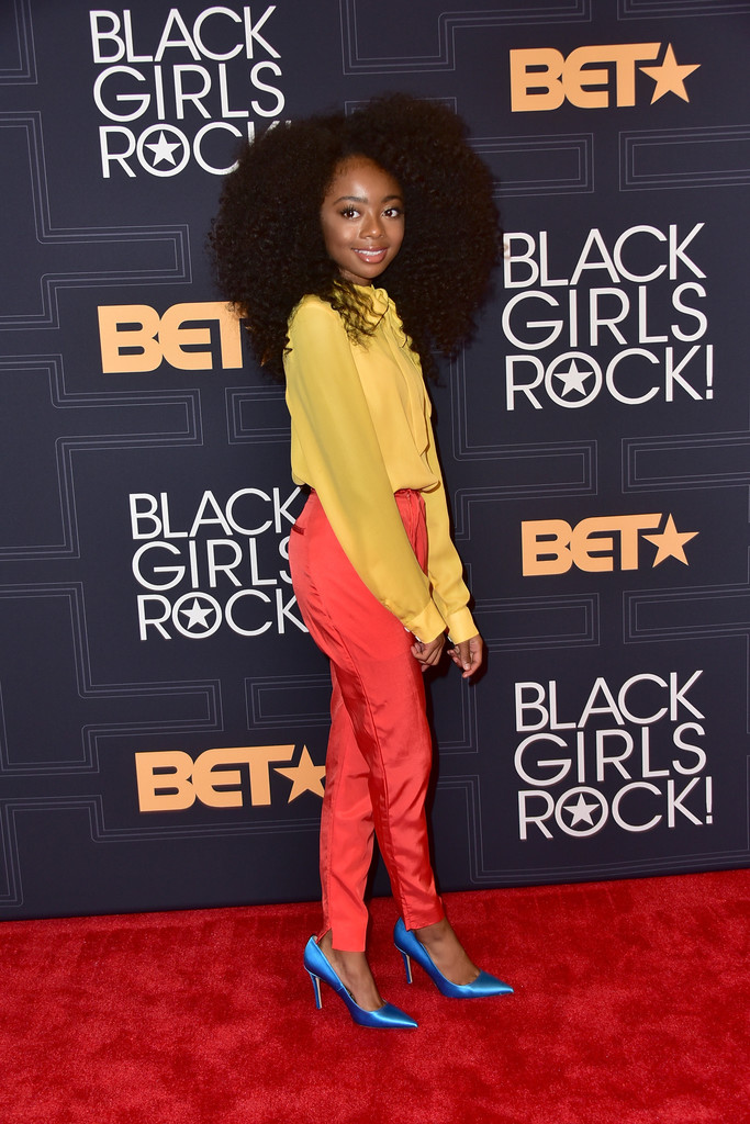 Skai Jackson Photos Black Girls Rock 2016 Arrivals
