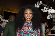 Beverley Knight attends the 'Black Is The New Black' gala held at the National Portrait Gallery on October 10, 2018 in London, England.