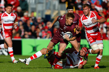 Blair Connor Gloucester Rugby v Bordeaux-Begles - European Champions Cup Play-Off