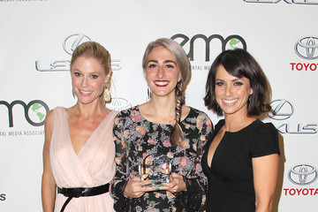 Blair Embry 23rd Annual Environmental Media Awards Presented By Toyota And Lexus - Roaming Inside And Backstage