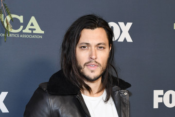 Blair Redford 2019 Winter TCA Tour - FOX - Arrivals