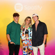 Blake Gray Spotify Celebrates New Summer Breakouts Playlist With A Special Event And Performance By Tate McRae