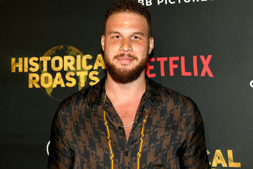 Blake Griffin Premiere Party For The OBB Pictures And Netflix Original Series 'Historical Roasts' Featuring Jeff Ross