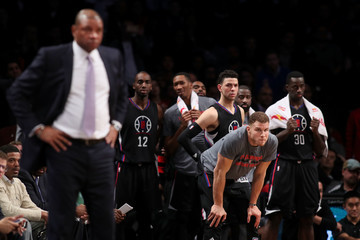 Blake Griffin Los Angeles Clippers v Brooklyn Nets