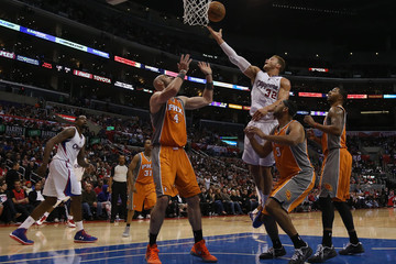 Blake Griffin Phoenix Suns v Los Angeles Clippers