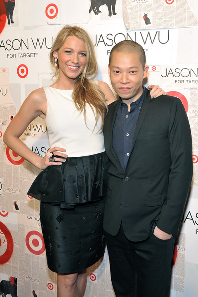 Blake Lively - Jason Wu For Target Launch