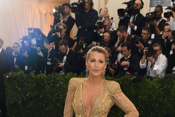 Blake Lively 'Rei Kawakubo/Comme des Garcons: Art of the In-Between' Costume Institute Gala