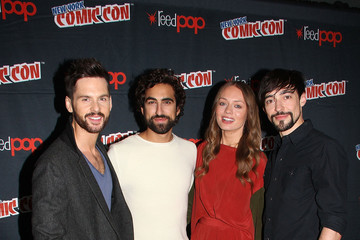Blake Ritson 2014 New York Comic Con - Day 3