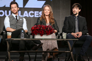 Blake Ritson Winter TCA Tour: Day 2