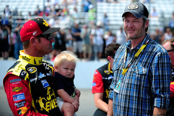 Blake Shelton NASCAR Sprint Cup Series 5-Hour ENERGY 301