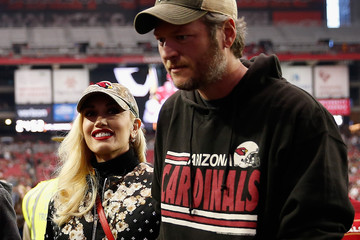 Blake Shelton Green Bay Packers v Arizona Cardinals