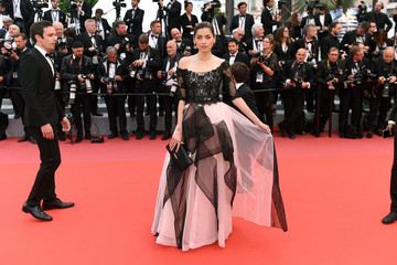 Blanca Blanco 'Burning (Beoning)' Red Carpet Arrivals - The 71st Annual Cannes Film Festival