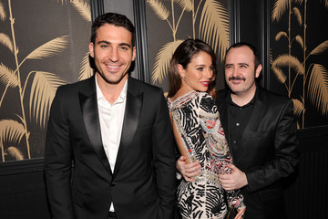 Blanca Suarez Carlos Areces 'I'm So Excited' Screening Afterparty in NYC