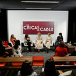 Blanca Suarez 'Las Chicas del Cable' Netflix Q&A In Madrid