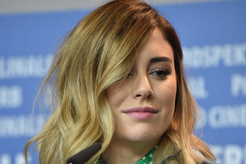 Blanca Suarez 'The Bar' Press Conference - 67th Berlinale International Film Festival