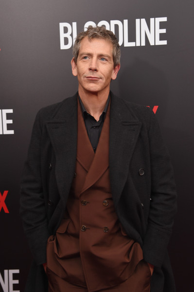ben mendelsohn hair color