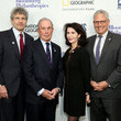 Michael Bloomberg and Katherine Oliver Photos