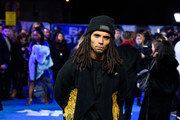"""Akala attends the """"Blue Story"""" world premiere at Picturehouse Central on November 14, 2019 in London, England."""