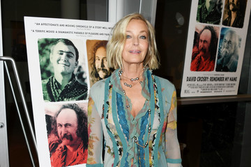 Bo Derek Premiere Of Sony Pictures Classic's 'David Crosby: Remember My Name' - Arrivals