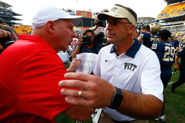 Bo Pelini Youngstown State v Pittsburgh