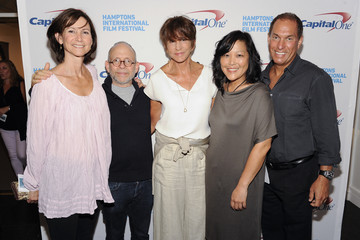 Bob Balaban Stuart Suna 'Elaine Stritch: Shoot Me' Screening in NYC