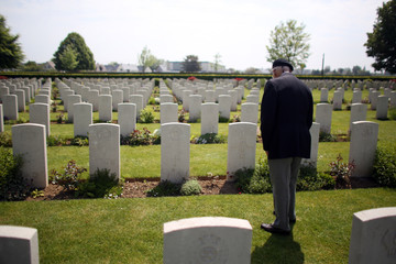 Bob Barker Normandy Veterans Gather for 69th Anniversary of D-Day