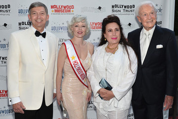 Bob Barker The 90th Anniversary of the Hollywood Sign Celebrated