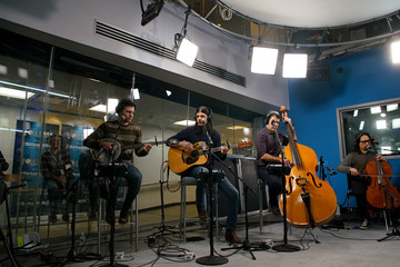 Bob Crawford SiriusXM Town Hall With Judd Apatow, Michael Bonfiglio & The Avett Brothers Hosted By Kurt Loder