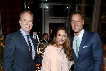 Bob Greenblatt The Hollywood Reporter And SAG-AFTRA Inaugural Emmy Nominees Night Presented By American Airlines, Breguet, And Dacor - Inside