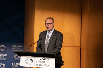 Bob Greenblatt The Paley Center For Media Presents: Creating Great Characters: Dick Wolf And Mariska Hargitay - Panel