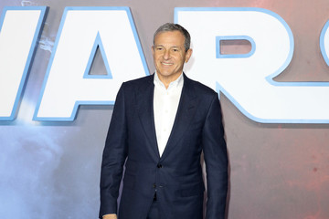 "Bob Iger ""Star Wars: The Rise of Skywalker"" European Premiere - Red Carpet Arrivals"