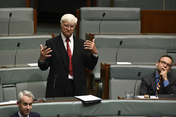 Bob Katter Parliament Votes on Marriage Equality Bill