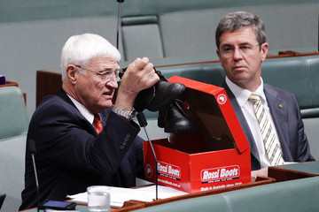 Bob Katter House of Representatives Question Time