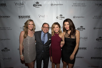 Bob Loquercio Michigan Avenue Magazine's Late Spring Issue Release Celebration With Sophia Bush At The Godfrey Hotel Chicago