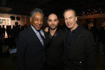 """Bob Odenkirk Michael Mando Premiere Of AMC's """"Better Call Saul"""" Season 5 - After Party"""