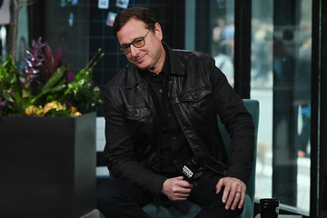 Bob Saget Celebrities Visit Build - April 23, 2019
