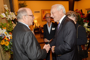 Bob Schieffer George Jones Private Visitation in Nashville