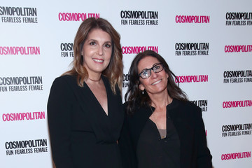 Bobbi Brown A Toast To Michele Promaulayko - The New Editor-In-Chief Of Cosmopolitan