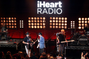Bobby Bones iHeartCountry Album Release Party with Jason Aldean At The iHeartRadio Theater Los Angeles