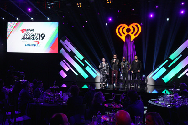 iHeartRadio Podcast Awards Presented By Capital One - Show