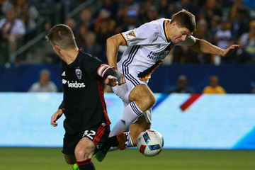 Bobby Boswell D.C. United v Los Angeles Galaxy