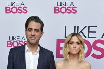 Bobby Cannavale Rose Byrne World Premiere Of 'Like A Boss' At SVA Theatre In New York City