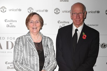 Bobby Charlton United For UNICEF Gala Dinner