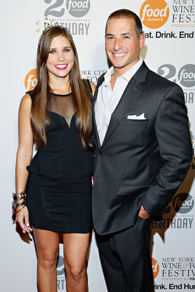 Claudia and Bobby Deen Wife