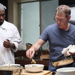Bobby Flay Comedian Jay Pharoah Learns New Skills With The Help Of Some Famous Friends For IMDb Series