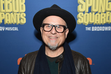 Bobcat Goldthwait Opening Night Of Nickelodeon's 'SpongeBob SquarePants: The Broadway Musical' - Arrivals & Curtain Call