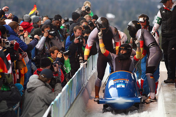 Gregor Bermbach Bobsleigh - Day 16