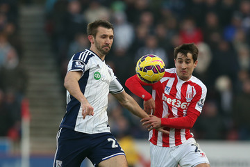 Bojan Krkic Stoke City v West Bromwich Albion - Premier League